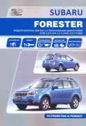 Forester 2008 an