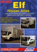 Isuzu Elf Nissan Atlas  93