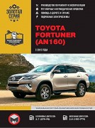 TOYOTA FORTUNER (AN160) 2015
